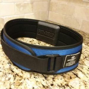 FIT BELT Weightlifting belt Size 28-36